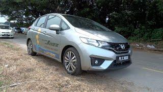 2015 Honda Jazz 1.5 V Start-Up, Full Vehicle Tour, and Quick Drive