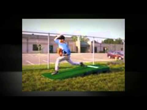 Portable Mounds | Indoor Pitching Mounds | Portable Pitching Mound | Baseball Mounds