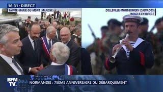 ÉDITION SPÉCIALE - Suivez les temps forts du 75e anniversaire du Débarquement #DDay75thAnniversary