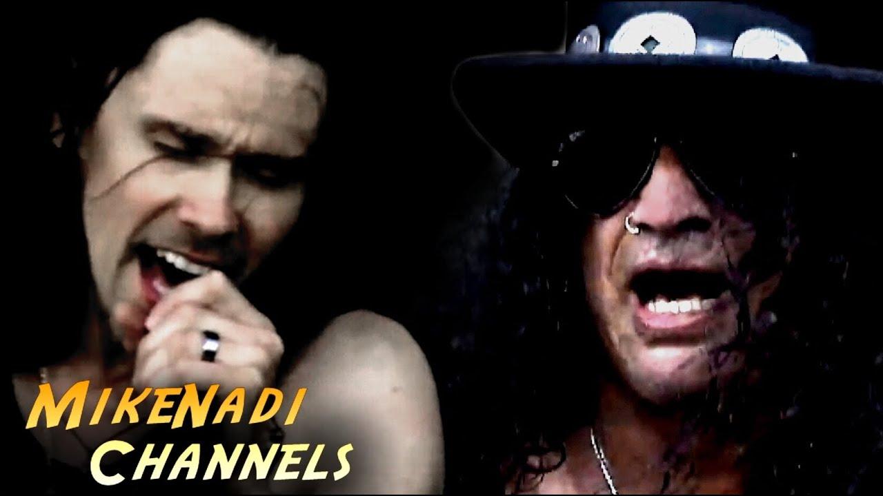 Slash Ft Myles Kennedy Sweet Child Omine Rock Am Ring 2015 Hdadv 1080p