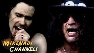 SLASH ft. MYLES KENNEDY - Sweet Child O'Mine ! Rock am Ring 2015 [HDadv] [1080p]
