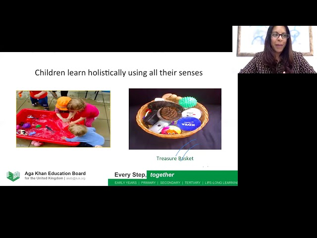 Early Years Webinar - Learning through Play - AKEB