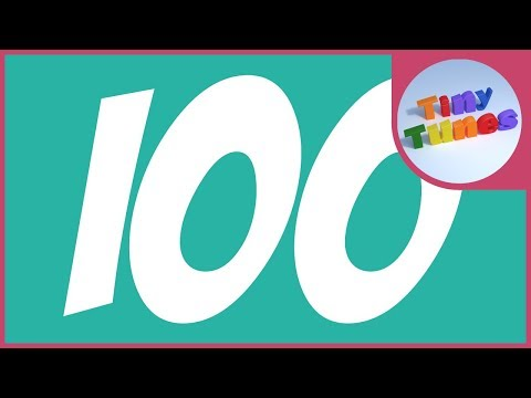 Count To 100 | Counting to 100 song | Tiny Tunes