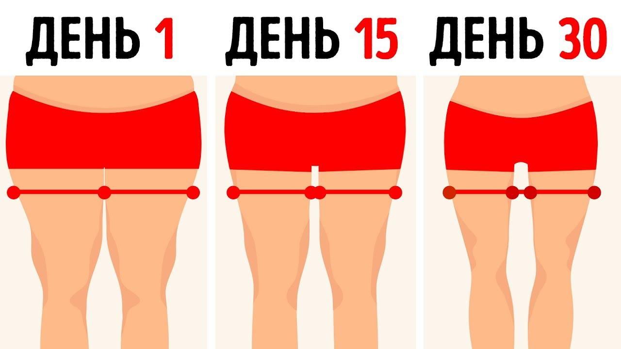 8 Упражнений Для Ног, Которые Можно Делать Дома | похудеть в ногах упражнения дома скакалка