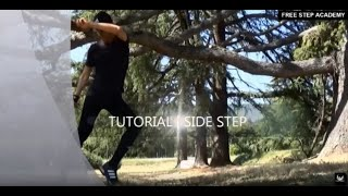 FREE STEP ITALIA OFFICIAL | TUTORIAL | SIDE STEP