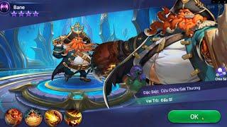 QÚA HAY! Dùng 2500 Gem Mở Ra Vua Hải Tặc Bạch Tuộc - Mobile Legends Bang Bang Adventure