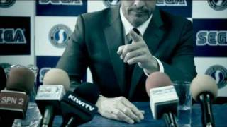Football Manager 2009 trailer