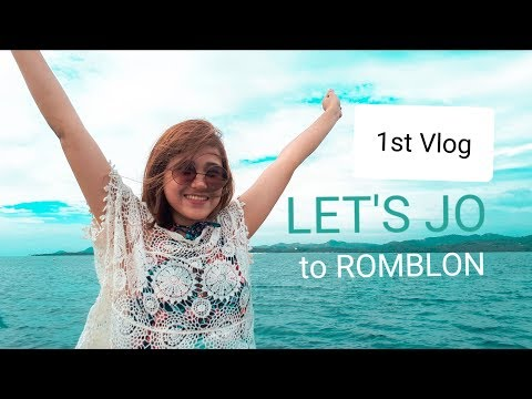 Let's Jo to Looc, Romblon - Vlog 1