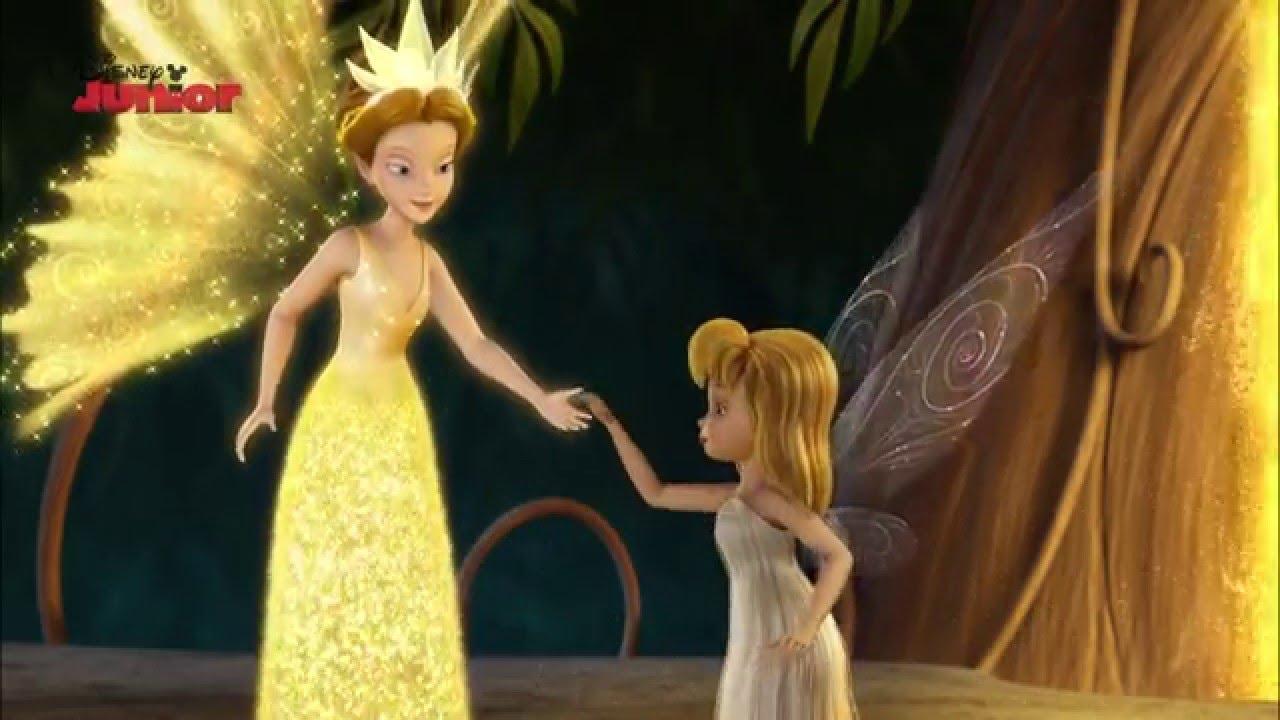 Cute Girl Wallpaper Sims 3 Tinker Bell Pixie Hollow Disney Junior Uk Youtube