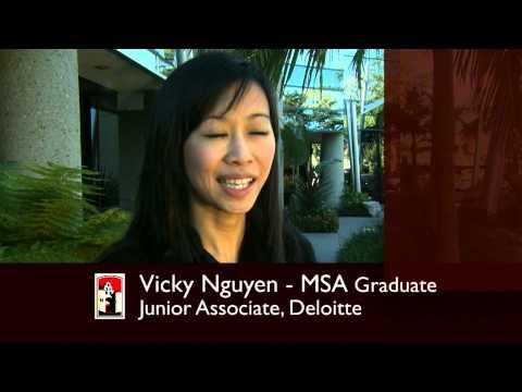 San Diego State University MSA (Accountancy)