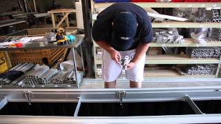 How To Assemble A Pool Cover Specialists® Polymer/vacuum Formed Housing