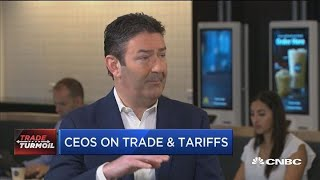 CEOs weigh in on trade war