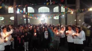 Festa Santo Antônio 2017 - chegada procissão