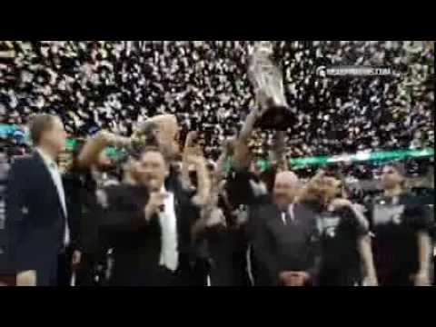 Michigan State Basketball claims the 2014 Big Ten Tournament Championship