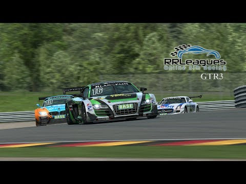 RR Leagues | GTR3 Championship | Round 1 - Slovakia Ring GP