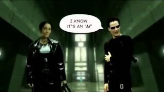 Новый прикол The Matrix Retold by Mom Мама пересказала матрицу