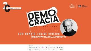 """20 HORAS DE LITERATURA """"Democracia"""""""