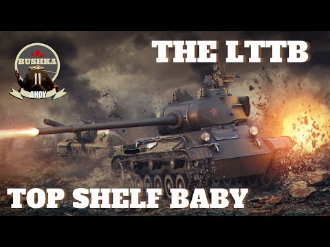 LTTB The Russian Man Crush is REAL World of Tanks Blitz How to Review