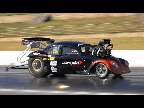 7 SEC SUPERCHARGED VW BEETLE D&K RACING