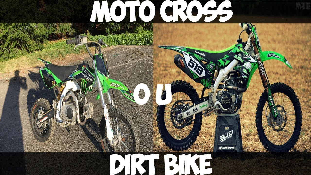 tuto 4 acheter une moto cross ou dirt bike quoi choisir youtube. Black Bedroom Furniture Sets. Home Design Ideas