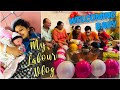 My Labour Vlog | Welcoming Baby | Blessed with Baby Boy | Mommy's Life | Indian Vlogger Kavya