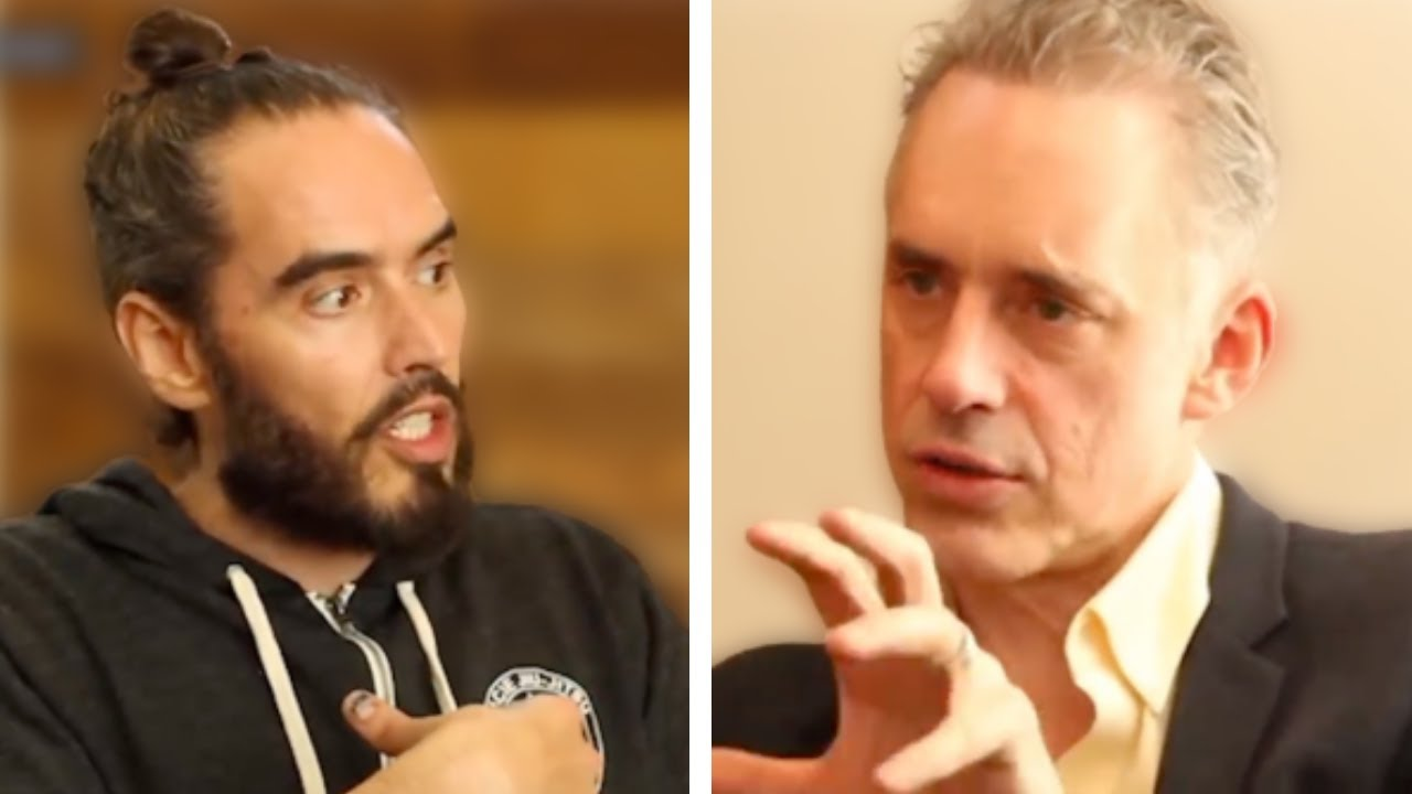 Jordan Peterson talks MASCULINITY with Russell Brand