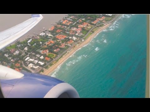 [HD] Delta Air Lines Boeing 737-800 Loud Roaring Takeoff From West Palm Beach