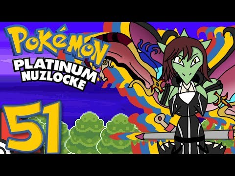 Pokemon Platinum NUZLOCKE Part 51 - TFS Plays