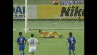 「北朝鮮×日本」 2006年・最終予選(第5戦)ハイライト