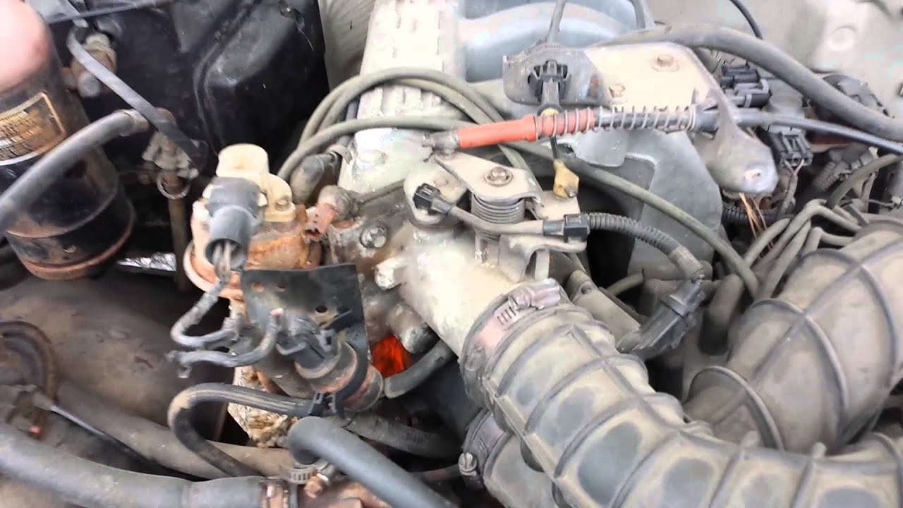 5.0 EFI 302 V8 RUNNING STRONG - YouTube