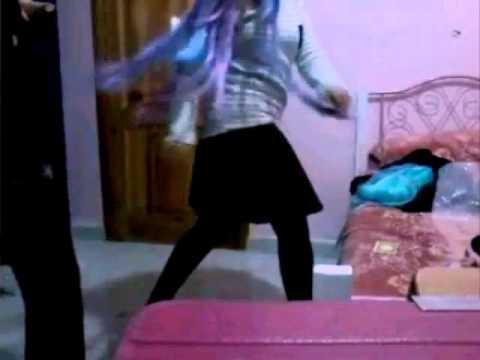 anime girls twerking