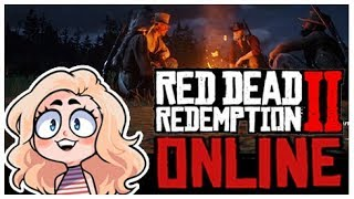 The Start of a Very Civilized Gang - RED DEAD REDEMPTION 2 ONLINE