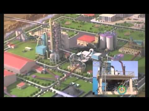 Eritrea Ghedem Cement Factory in Massawa pt2.wmv