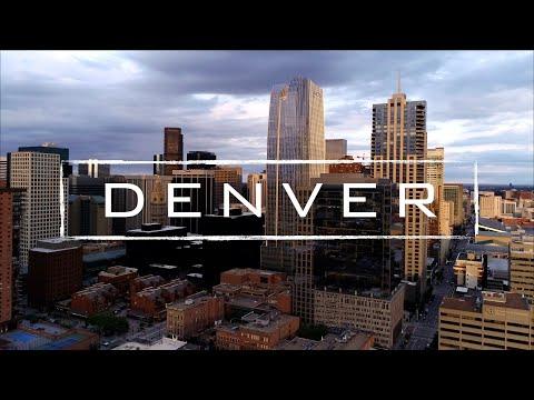 Denver, Colorado | 4K Drone Footage