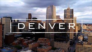 Denver, Colorado   4K Drone Footage