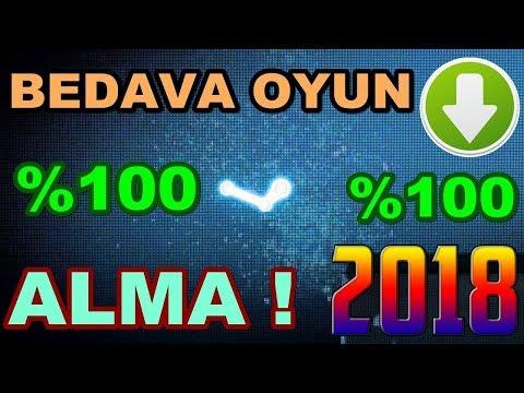 Steam BEDAVA Oyun Alma 2018 %100 Güncel Çalışıyor!