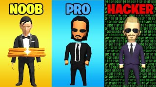 NOOB vs PRO vs HACKER - Protect The VIP screenshot 5