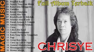 CHRISYE (Full Album Terbaik) ~ Pergilah Kasih, Seperti Yang Kau Minta, Kala Cinta Menggoda, Untukku