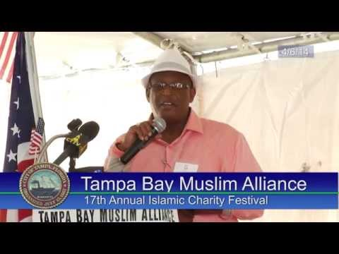 Tampa Bay Muslim Alliance - 17th Annual Islamic Charity Event - 2014