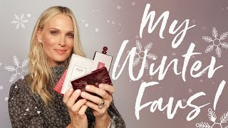 Winter Favorites | Molly Sims 2018