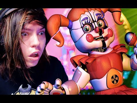 MIT KERES ITT FUNTIME FREDBEAR??! | Five Nights at Freddy's: Sister Location (Unreal Engine) thumbnail