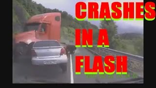 most deadly car crashes - car crashes to the extreme -car crash in flash - car crashes too deadly