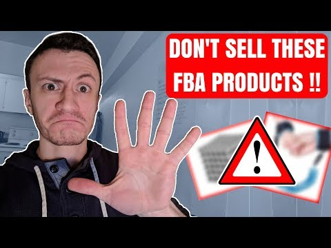 5 Products NOT to Sell on Amazon FBA (Almost LOST Over $1,800)