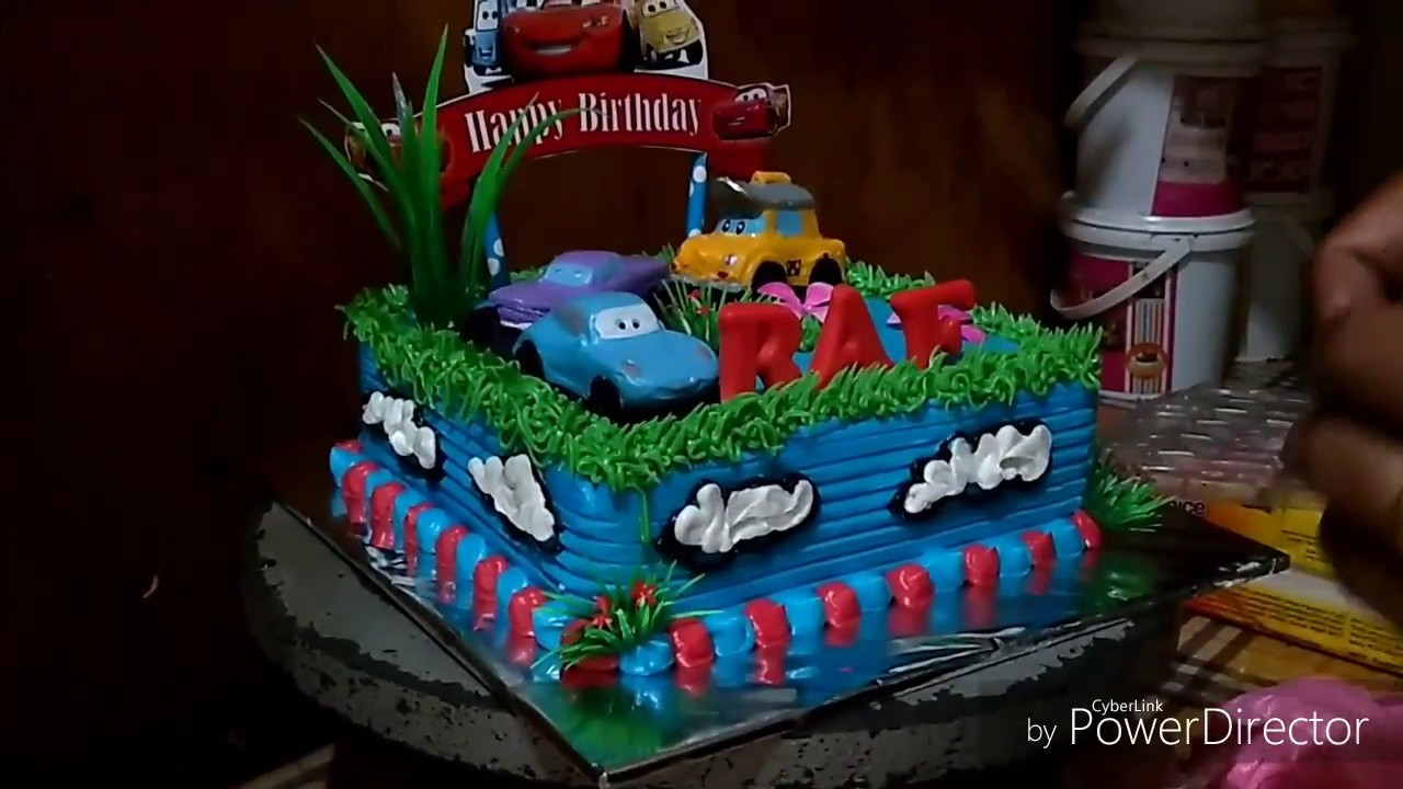 Kue Ulang Tahun Tayo Cantik Dan Murah By Dani Jel2