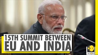 PM Modi, European leaders open talks on trade & COVID-19; Calls for Human-centric globalisation