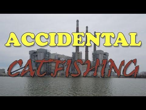 Chasing Bait at Baldwin Lake - Accidental Catfishing