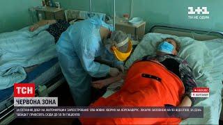Коронавірус в Україні у Житомирській області найкритичніша ситуація від початку пандемії