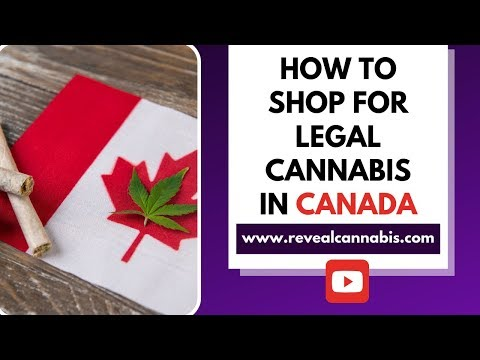 How To Buy Legal Cannabis in Canada
