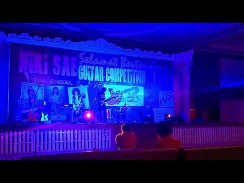 Kompetisi Solo Gitar di Kampung Halaman Rara Palembang