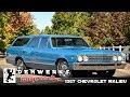 1967 Chevrolet Chevelle Malibu Wagon